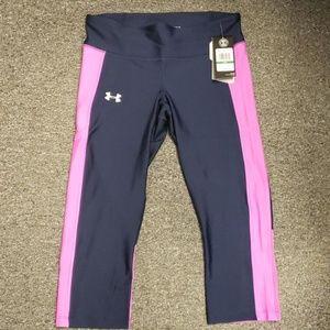 🔊 NWT Women's Under Armour active pants size L